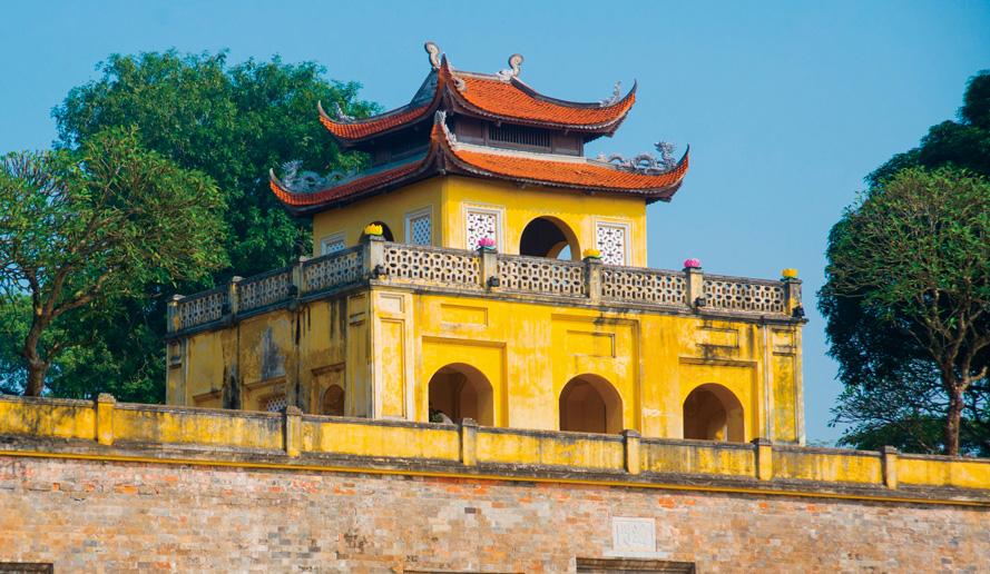 タンロン王城遺跡|ベトナム 世界遺産|阪急交通社