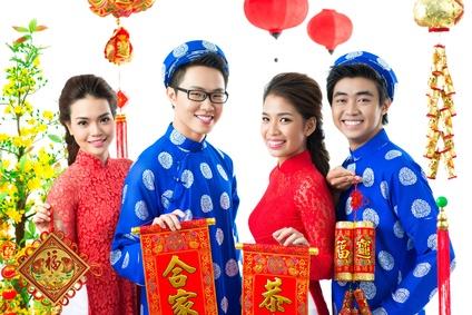 ベトナムの「テト」と呼ばれる旧暦のお正月